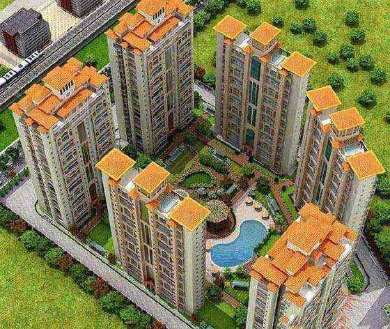 4 BHK Flats & Apartments for Sale in Sector 78, Noida - 2624 Sq.ft.
