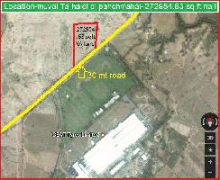 272954.6 Sq.ft. Commercial Land for Sale in Halol, Panchmahal