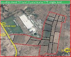 175 Bigha Commercial Land for Sale in Halol, Panchmahal