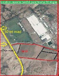 80 Bigha Commercial Land for Sale in Halol, Panchmahal