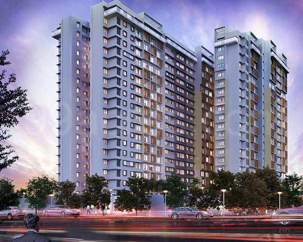 2 BHK Flats & Apartments for Sale in Magadi Road, Bangalore - 1240 Sq. Feet