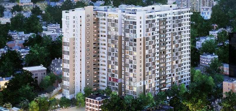 2 BHK Flats & Apartments for Sale in Rajajinagar, Bangalore - 1216 Sq. Feet