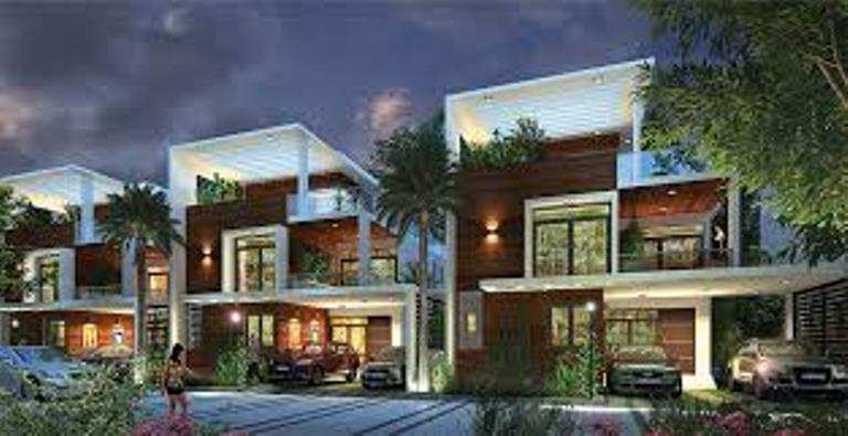 Front Elevation Of Villas In Bangalore : Bhk individual house for sale in whitefield bangalore