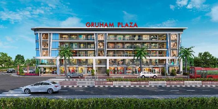 282 Sq.ft. Business Center for Sale in Amroli, Surat
