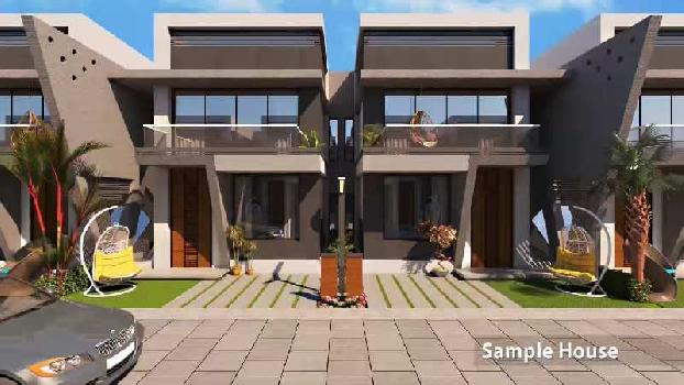 3 BHK 98 Sq. Yards Farm House for Sale in Narthan, Surat