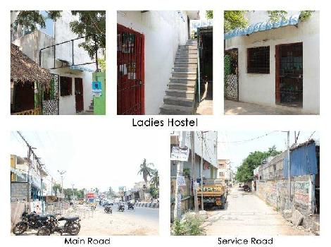 2900 Sq.ft. Commercial Land for Rent in Nanmangalam, Chennai