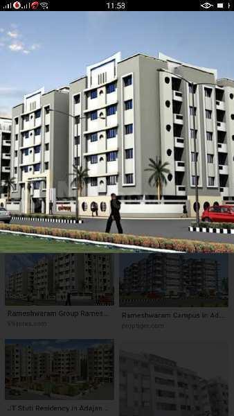 2 BHK 1150 Sq.ft. Residential Apartment for Sale in Adajan, Surat