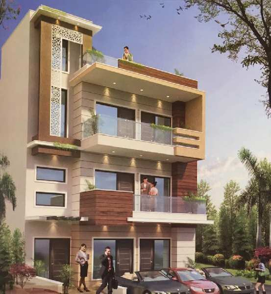 3 BHK Builder Floor for Sale in Sector 85, Faridabad - 2250 Sq.ft.