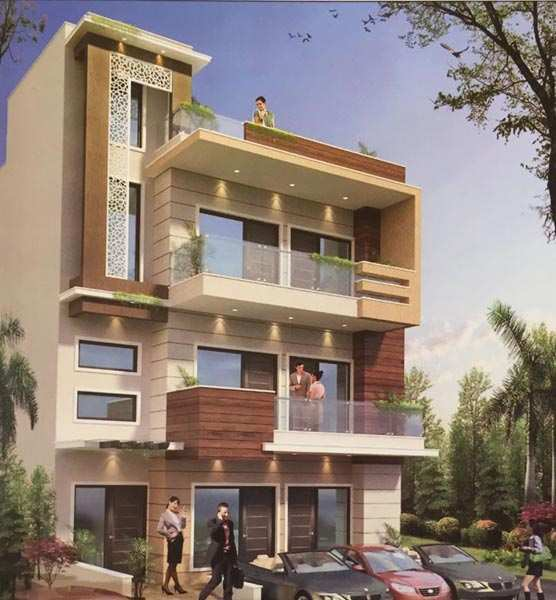 3 BHK Builder Floor for Sale in Sector 85, Faridabad - 2250 Sq. Feet