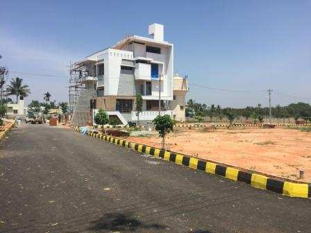 Residential Plot for Sale in Bangalore North - 1200 Sq. Feet