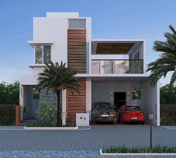 3 BHK Bungalows / Villas for Sale in Whitefield, Bangalore - 1500 Sq. Feet