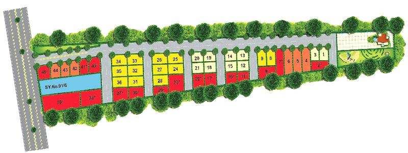 Residential Plot for Sale in Shivaji Nagar, Bangalore Central - 1200 Sq. Feet