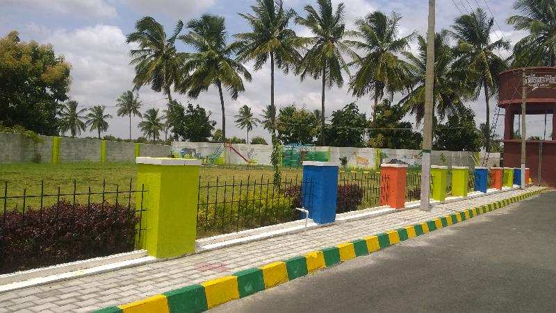 Residential Plot for Sale in Sarjapur, Bangalore East - 1350 Sq. Feet