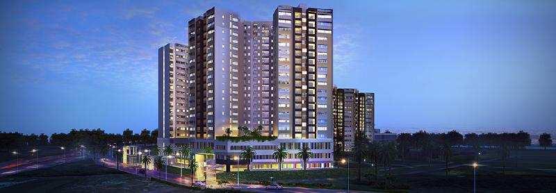 3 BHK Flats & Apartments for Sale in Chennai North - 1388 Sq. Feet