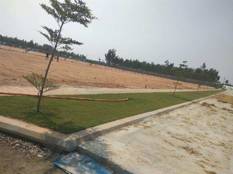 Residential Plot for Sale in Bangalore - 600 Sq. Feet