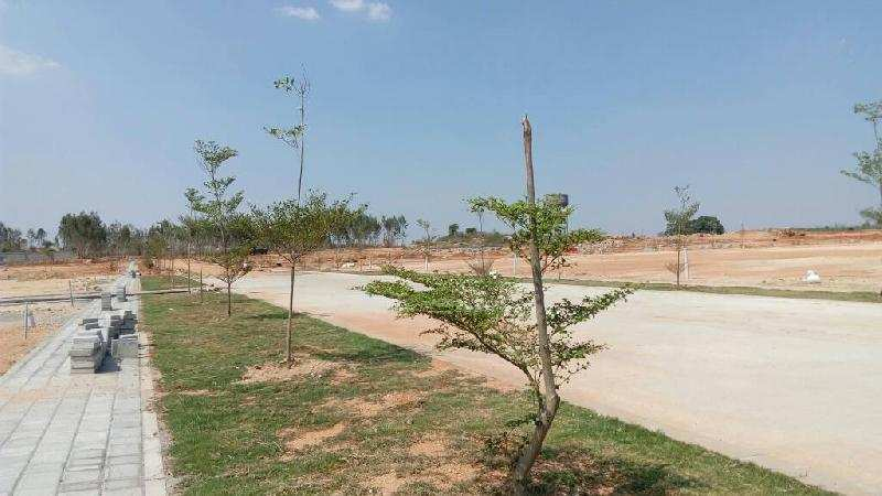 Residential Plot for Sale in Bagalur, Bangalore North - 1925 Sq. Feet
