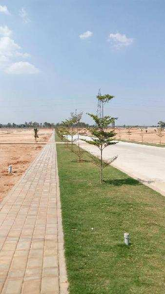 Residential Plot for Sale in Sarjapur, Bangalore East - 600 Sq. Feet