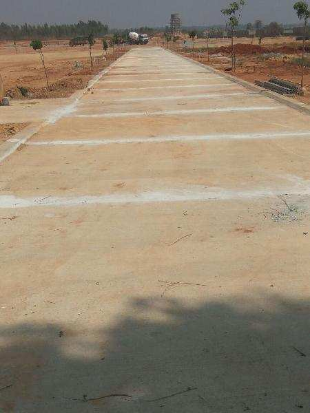 Residential Plot for Sale in Hosur Road, Bangalore - 640 Sq. Feet