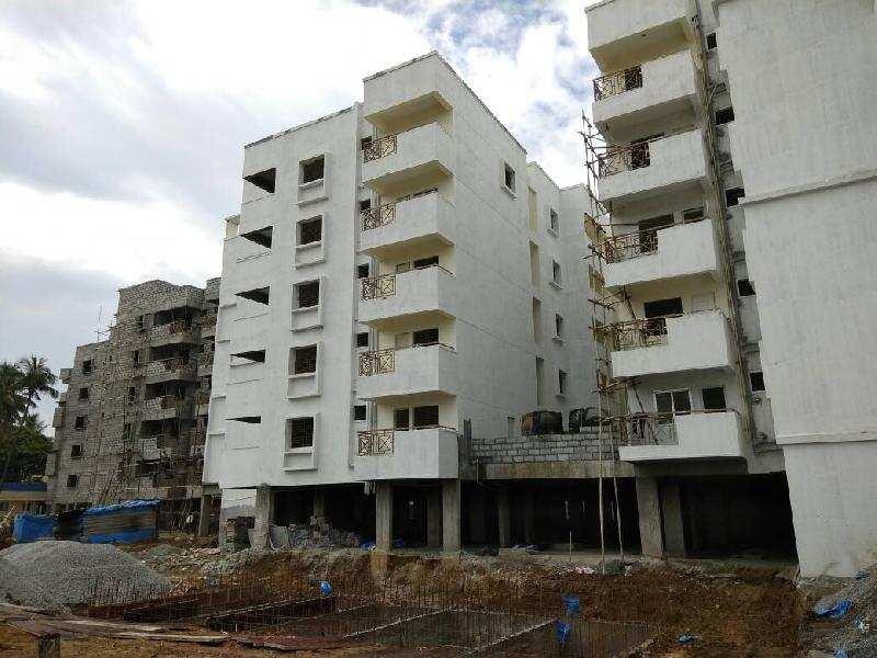 3 BHK Flats & Apartments for Sale in Raja Rajeshwari Nagar, Bangalore West - 3 Acre