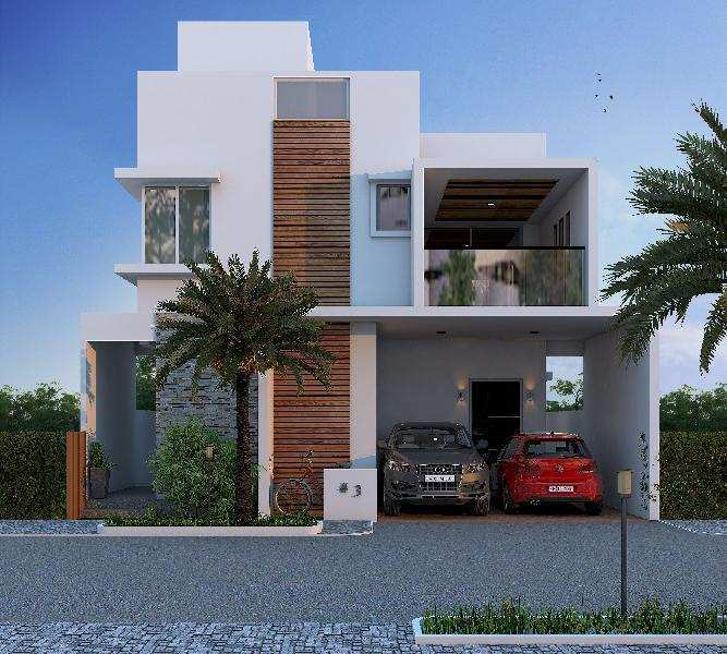 3 BHK Bungalows / Villas for Sale in Sarjapur, Bangalore - 1200 Sq. Feet