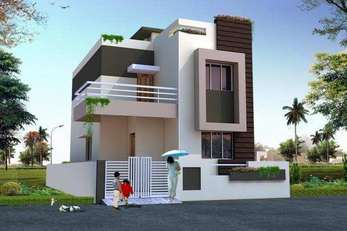 4 BHK Bungalows / Villas for Sale in Whitefield, Bangalore - 2400 Sq. Feet