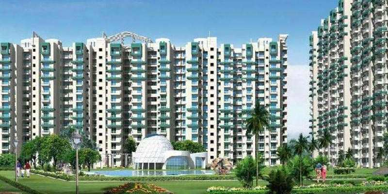 2 BHK Flats & Apartments for Sale in Greater Noida West, Greater Noida - 851 Sq. Feet