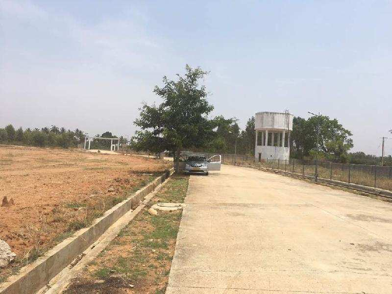Residential Plot for Sale in Hoskote, Bangalore East - 1200 Sq. Feet