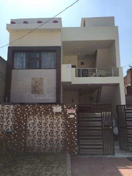 4 BHK Individual House for Sale in Jamalpur, Ludhiana - 150 Sq. Yards