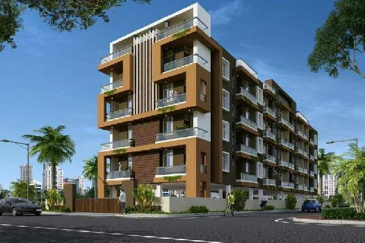 3 BHK 1270 Sq.ft. Residential Apartment for Sale in Gola Road, Patna