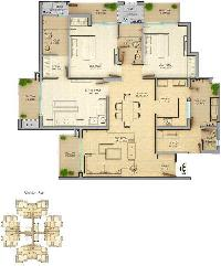 3 BHK Flat for Sale in Greater Noida West Techzone 4, Greater Noida West, Greater Noida