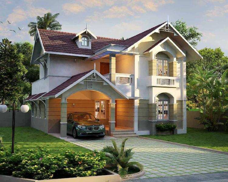 2 BHK Individual House for Sale in Bangalore East - 1200 Sq. Feet