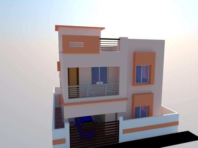 3 BHK Individual House for Sale in Phulnakhara, Bhubaneswar - 1200 Sq. Feet