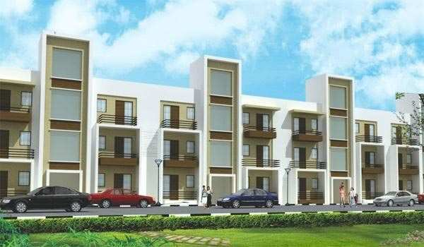 2 BHK Flats & Apartments for Sale in Dera Bassi, Mohali - 750 Sq. Feet