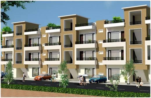 2 BHK Individual House for Sale in Dera Bassi, Mohali - 100 Sq. Yards