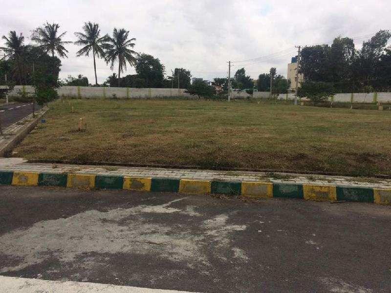 Residential Plot for Sale in Bangalore - 1500 Sq. Feet