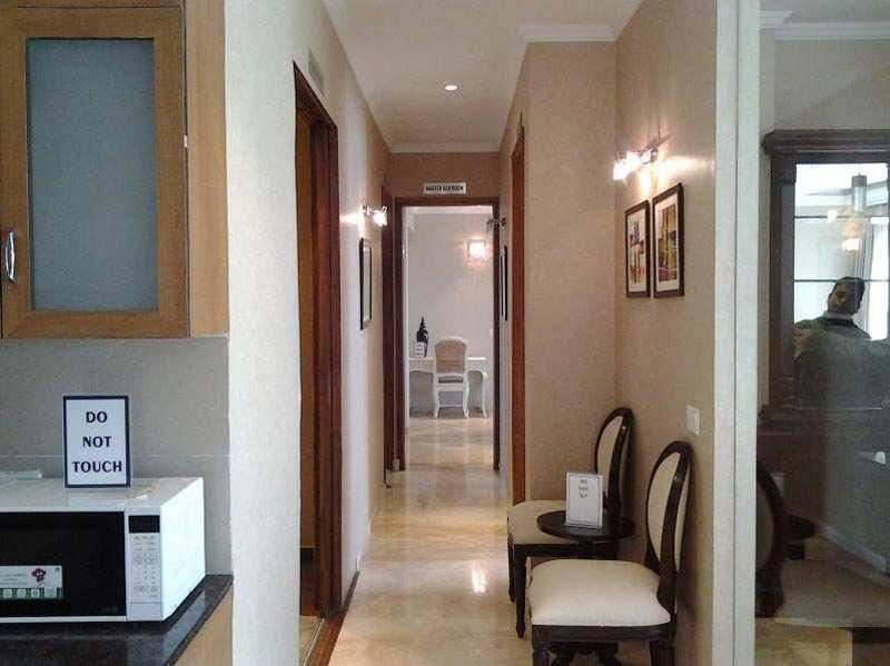 3 BHK Builder Floor for Rent in Rajpur Road, Dehradun - 1700 Sq.ft.