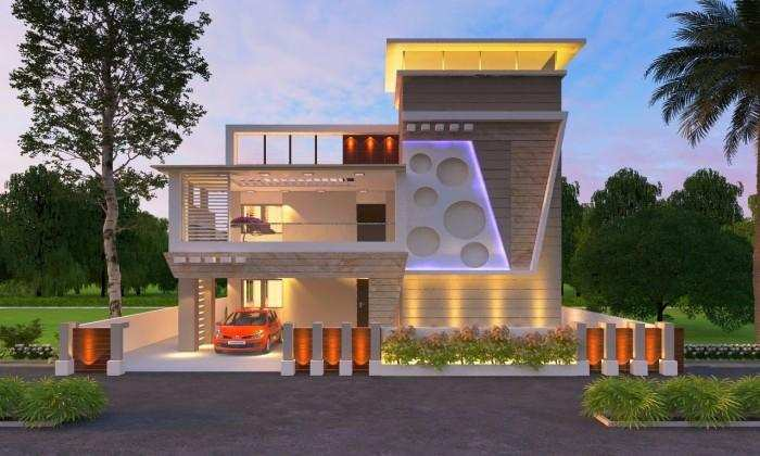 3 bhk bungalows villas for sale in sarjapura road for Architecture design for home in mysore