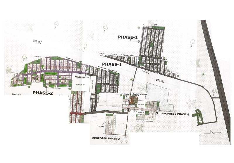 Commercial Lands /Inst. Land for Sale in Jambusar, Bharuch - 1350 Sq. Feet