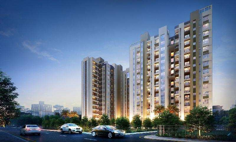 3 BHK Flats & Apartments for Sale in Joka, Kolkata - 70 Acre