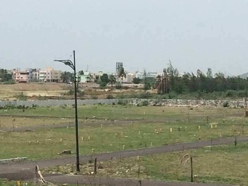 Residential Plot for Sale in Manivakkam, Chennai - 1350 Sq. Feet