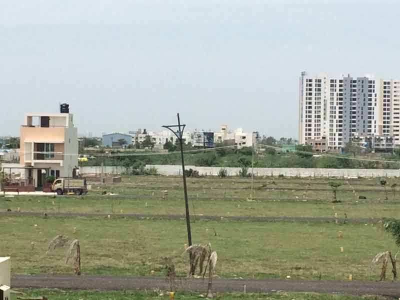 Residential Plot for Sale in Manivakkam, Chennai - 2889 Sq. Feet