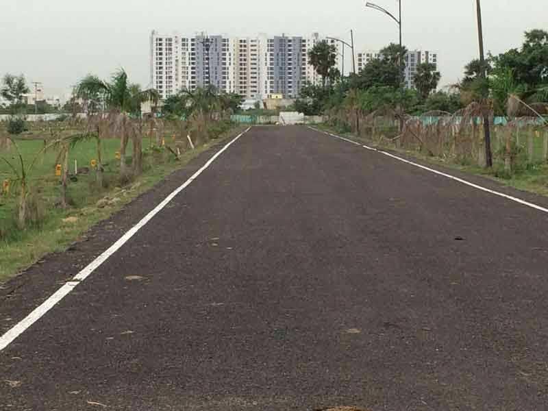 Residential Plot for Sale in Chennai - 2050 Sq. Feet