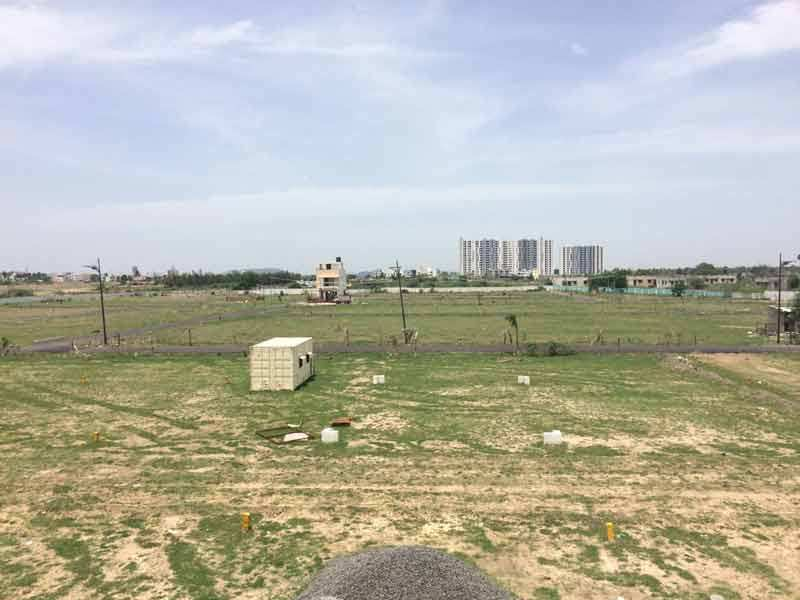 Residential Plot for Sale in Guduvancheri, Chennai - 2889 Sq. Feet