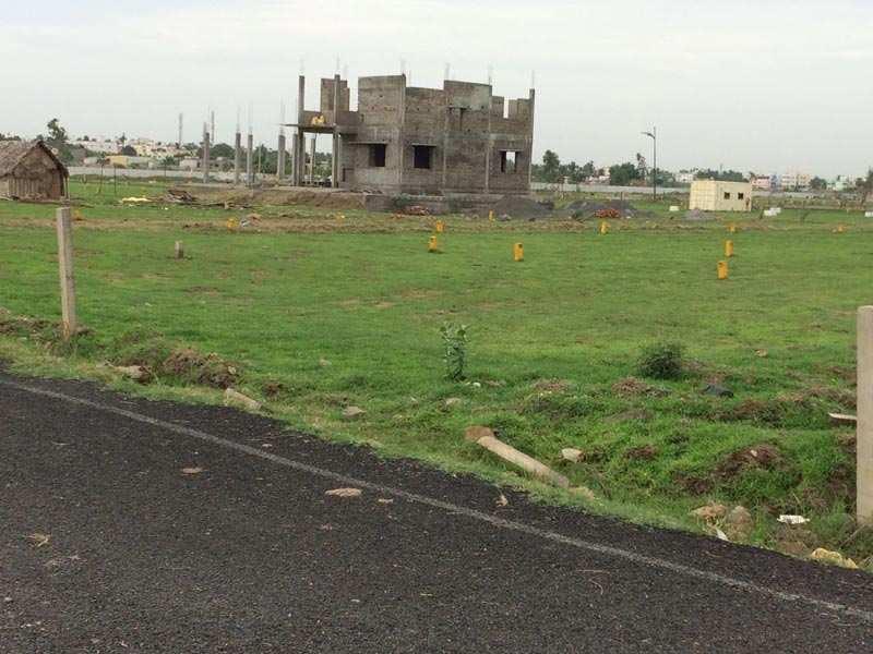 Residential Plot for Sale in Perungalathur, Chennai - 2400 Sq. Feet