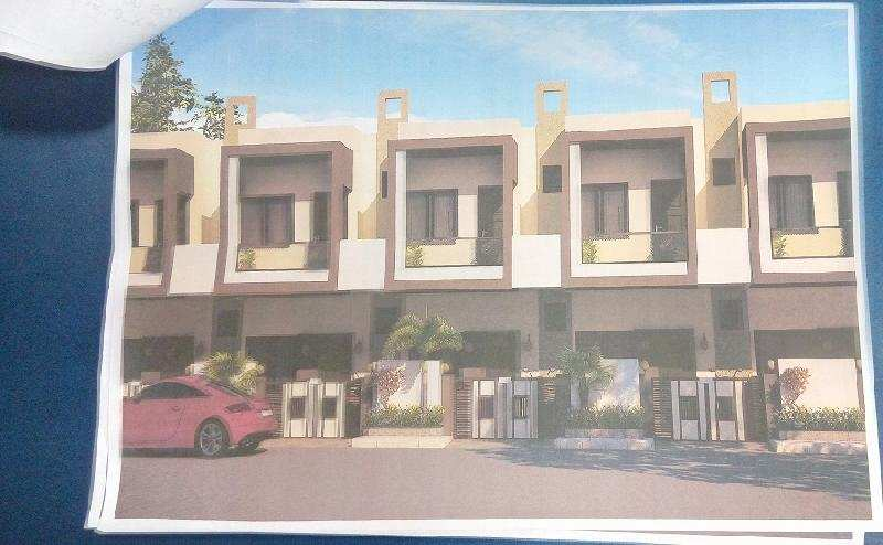 2 BHK Bungalows / Villas for Sale in Ayodhya Bypass, Bhopal - 450 Sq. Feet