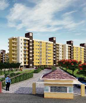 2 BHK 850 Sq.ft. Residential Apartment for Sale in Sector 106A Bhiwadi