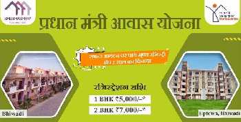 2 BHK 876 Sq.ft. Residential Apartment for Sale in Sector 106A Bhiwadi