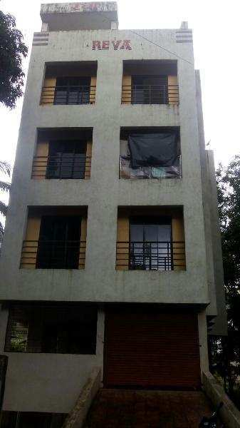 1 BHK Flats & Apartments for Sale in Karjat, Mumbai - 650 Sq. Feet