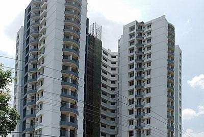 3 BHK Flats & Apartments for Sale in Aluva, Kochi - 1830 Sq. Feet