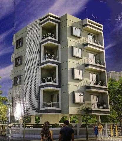 3 BHK Flats & Apartments for Sale in Manewada, Nagpur - 2100 Sq. Feet